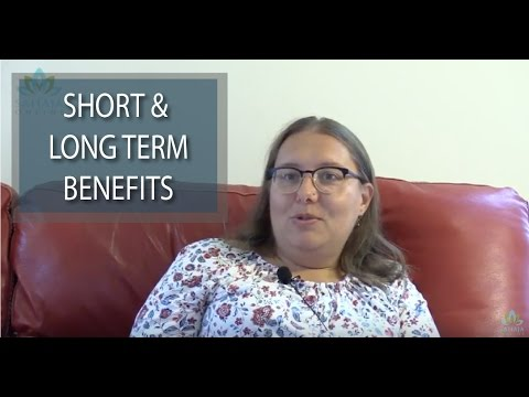 Short and long term benefits