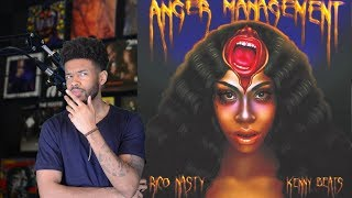 Rico Nasty & Kenny Beats   ANGER MANAGEMENT ALBUM Review