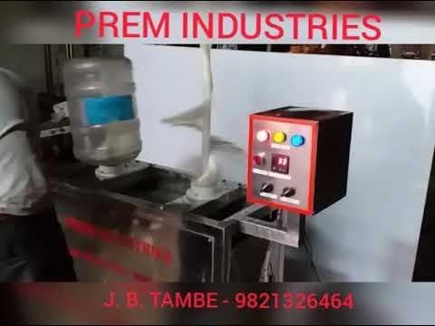 INTERNAL JAR CLEANING MACHINE