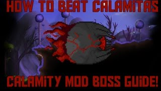 How to Beat the Slime God In Terraria -Calamity Expert Mode