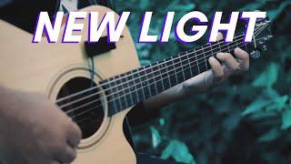 New Light - John Mayer | Fingerstyle Guitar Cover (TAB)