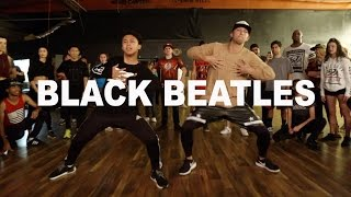 'BLACK BEATLES' - Rae Sremmurd Dance | @MattSteffanina Choreography