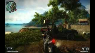 Just Cause 2™ PC Gameplay - HD 6670