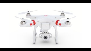 DJI Phantom 1 Drone Overview