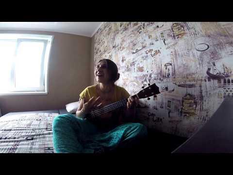 Hare Krishna ukulele