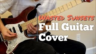 Deep Purple - Wasted Sunsets Full Guitar Cover
