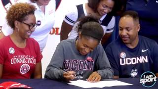 Crystal Dangerfield, 2016 Girls McDonald's All American Player of the Year