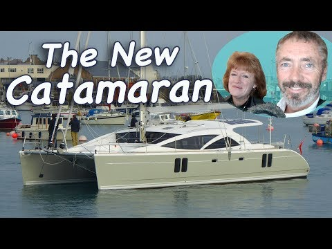 The New Catamaran – Bluewater 50 Transatlantic