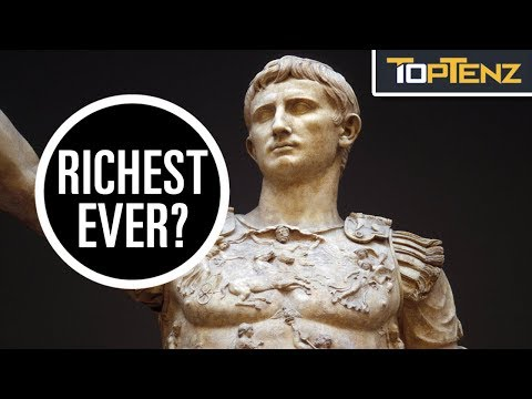 Are These Are the Richest People Who've Ever Lived?