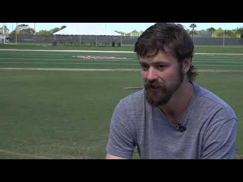 Raw interview: New Cardinals reliever Andrew Miller