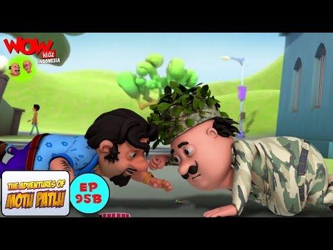 Motu Patlu dalam Bahasa | Satpam | Kartun animasi 3D untuk anak-anak