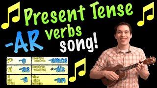 Senor Jordan - Present Tense AR Verbs
