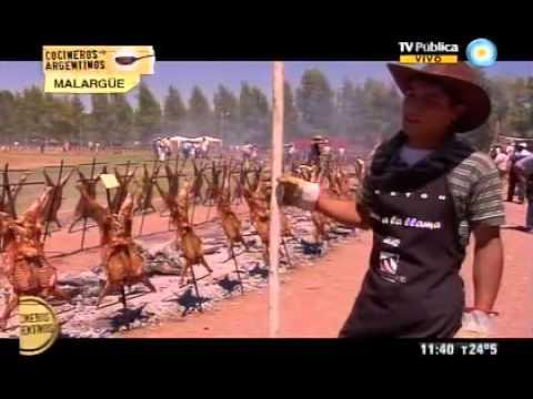 Maratón del chivo en Malargüe