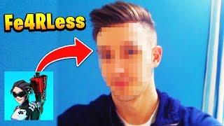 Fortnite Youtubers FACE REVEALS! (Fe4RLess, mrfreshasian, Ceeday)