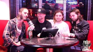 Them Evils - Live Interview on ShipRocked '19