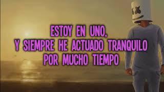 Marshmello    Silence ║ Español   Subtitulada   Traducida