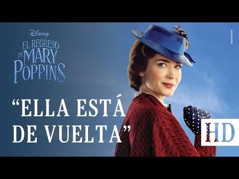 El Regreso De Mary Poppins, de Disney – La historia continúa