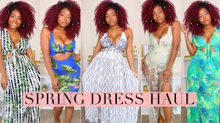 Spring 2019 Dress Try On + Haul | Wedding, Event, Summer Vacay Clothing | Petite | Hot Miami Styles