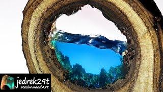 Ocean from Resin 🌊 / ART RESIN