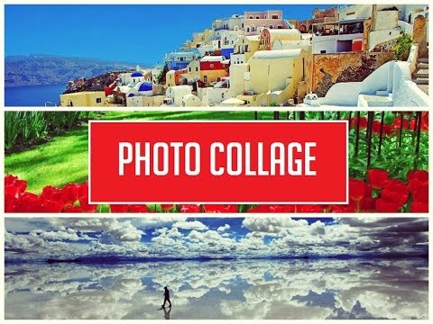 Fiverr Gig: Get Astonishing Photo Collages