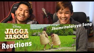 Jagga Jasoos - Jhumritalaiyya Song 2017 Reactions