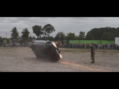 Monster Truck Show Ciechanów [VIDEO]