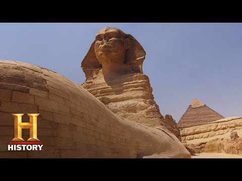The Sphinx and the Secrets of Atlantis