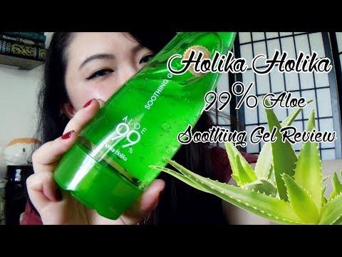 Aloe 99% Soothing Gel by holika holika #7