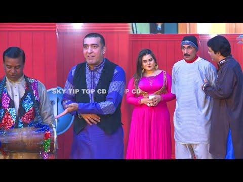 Iftikhar Thakur and Tariq Teddy with Asif Iqbal Stage Drama Mastiyan Full Comedy Clip 2019