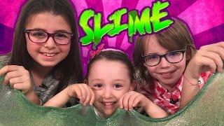 Öykü ile Slime Yapıyoruz! - Birbirinden Farklı Slimelar Yaptık!