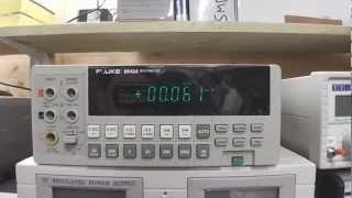 Fluke 8842A DMM Repair
