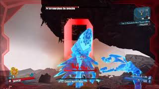 terra kill 36 seconds no bar/bee/yadayada