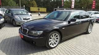 BMW 730d 2007