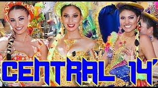 preview picture of video 'Carnaval de Oruro 2014, Morenada Central Oruro'
