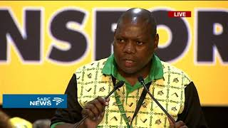 Consolidated list of ANC top 6 candidates at 54th Elective Conference