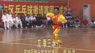 preview picture of video 'Fujian Zhangzhou Martial Arts - Dragon Fist 36  [漳州 -龙拳三十六]'