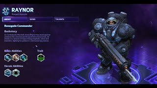 Heroes of the Storm - Raynor Guide