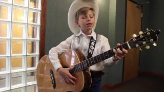 Mason Ramsey performs Hank Williams -