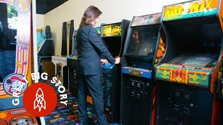 First Man to Achieve Perfect score in Pac-Man