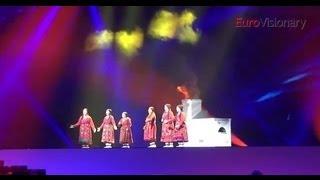 Buranovskiye Babushki - Party For Everybody - Eurovision Song Contest - Russia 2012 - 3D