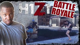 IF YOU SCARED GO TO CHURCH!! - H1Z1 Battle Royale Gameplay