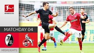SC Freiburg 1-1 1. FC Köln Pekan 4
