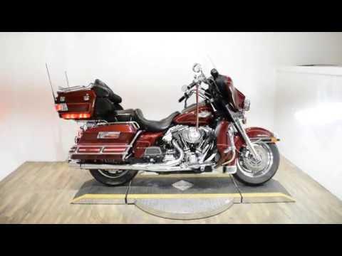 2003 Harley-Davidson FLHTCUI Ultra Classic® Electra Glide® in Wauconda, Illinois - Video 1