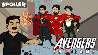 marvel avengers 4 official trailer tamil vijay sethupathi