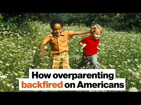 How overparenting backfired on Americans | Jonathan Haidt