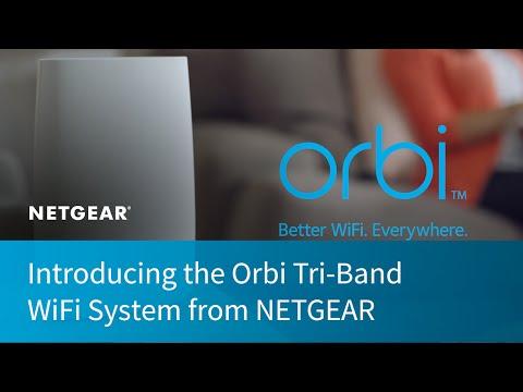 Roteador E Satélite Orbi Tri-band Wifi (rbk50) Netgear - 2