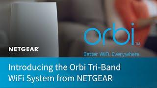 NETGEAR Orbi AC3000 Home Tri-Band WiFi-RBK50