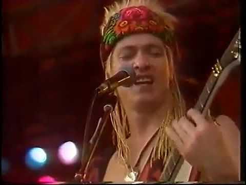 Gorky Park   Live at Roskilde Festival, Danmark, 1990