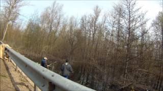 Рыбалка на сливной копылова