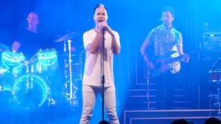 """Walking Target"" Fitz and the Tantrums@The Fillmore Philadelphia 11/12/16"